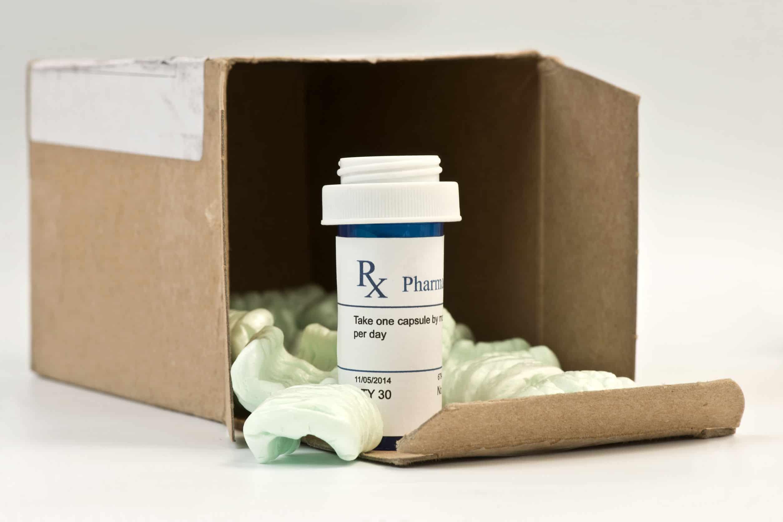 Organizing medication