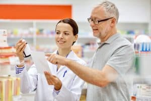 prescription filling process