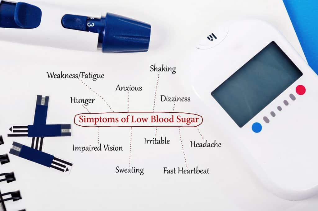 what can cause low blood sugar