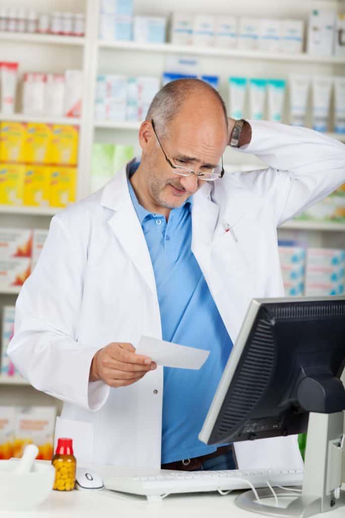 torn prescription