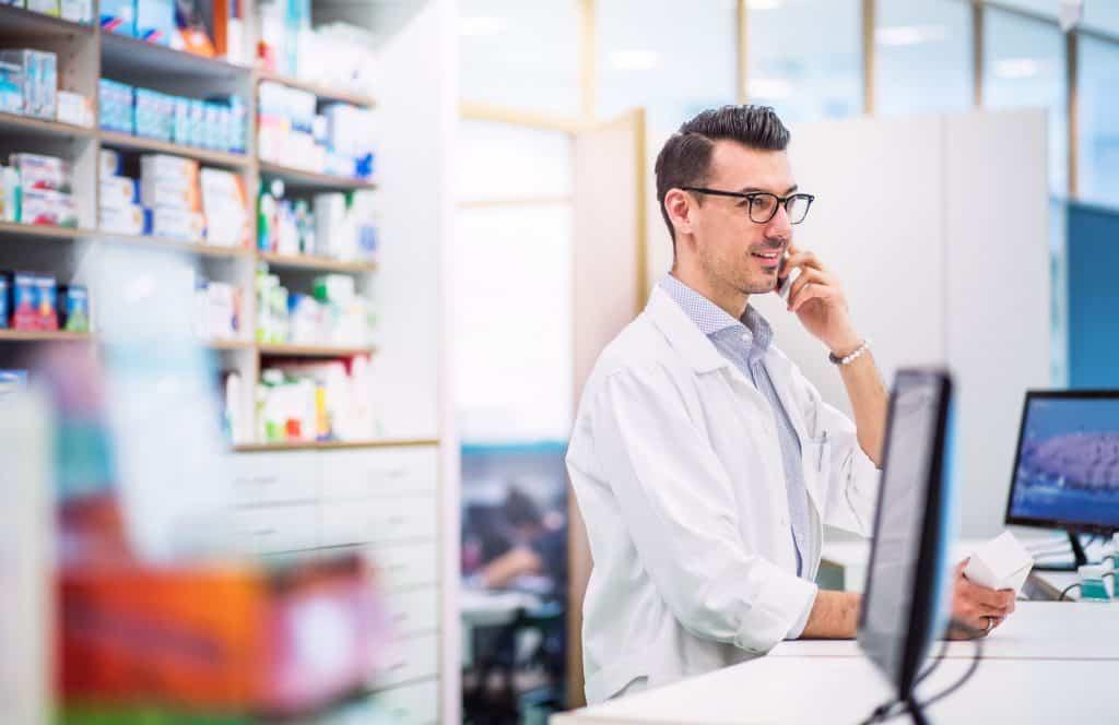 calling in a prescription