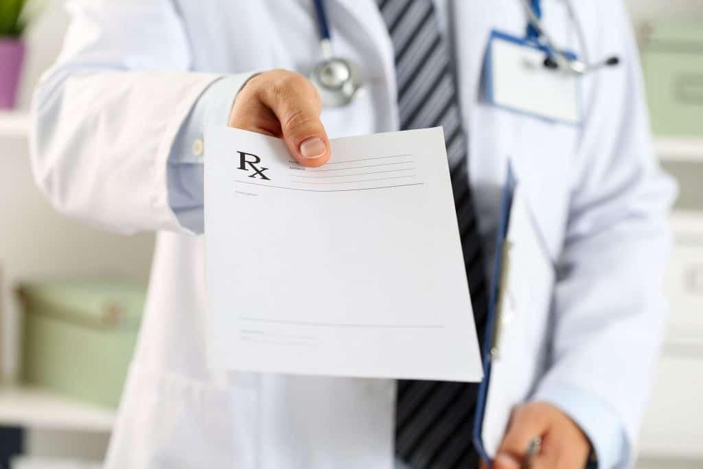 Prescription Without a Docotr
