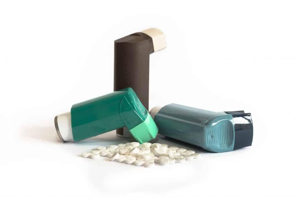 Brown Inhaler