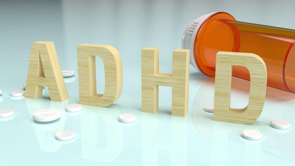 Prescribed Adderall