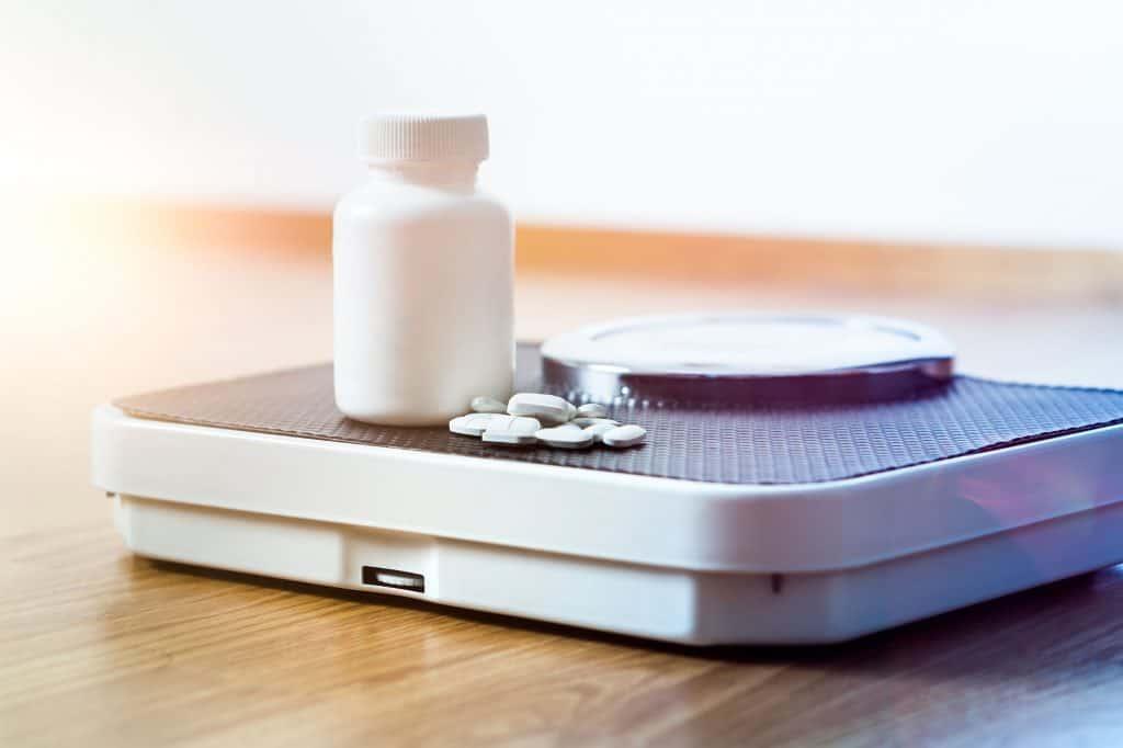 Lithium Weight Gain