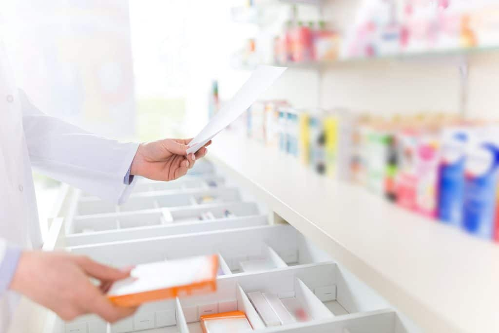 How Long Does It Take To Fill A Prescription