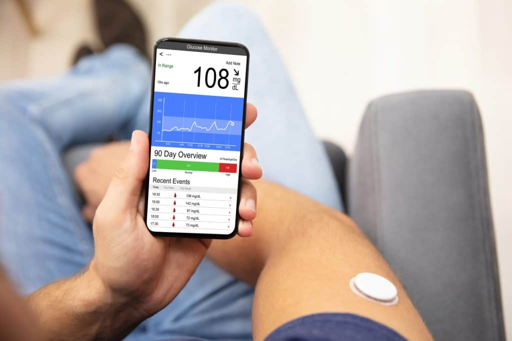 Continuous Glucose Monitor