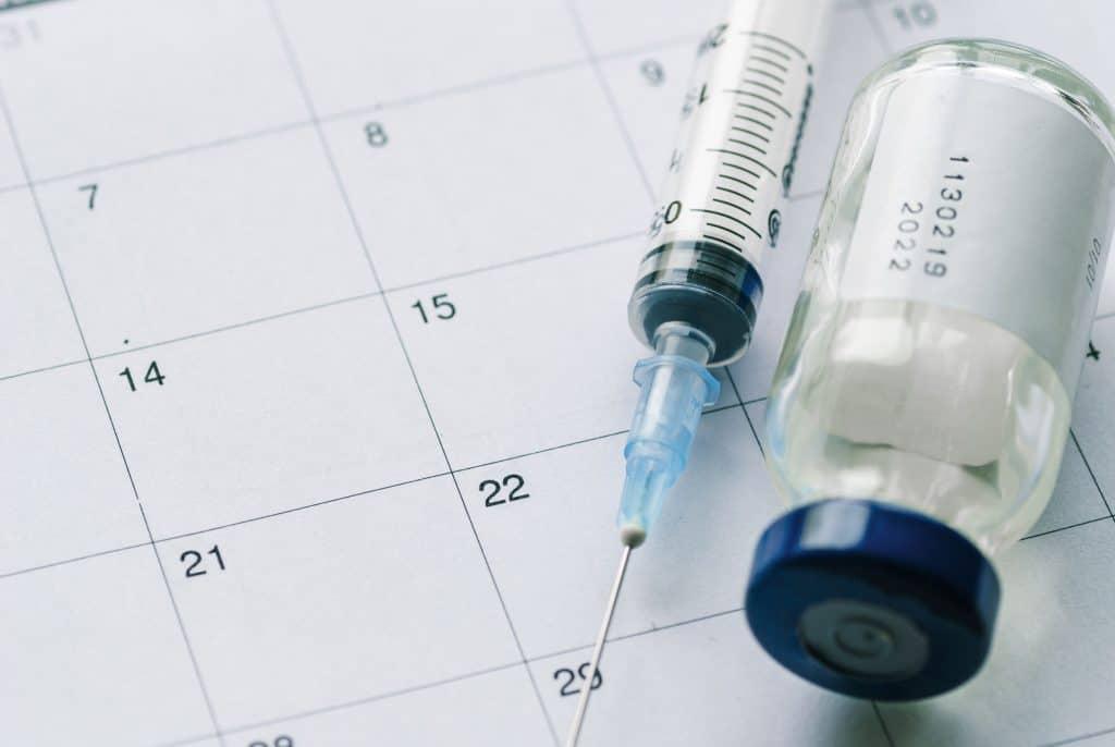 Insulin expiration date