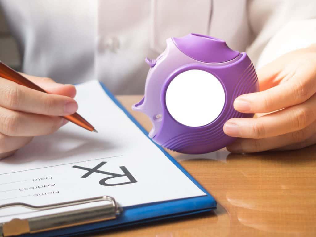 Dry Powder Inhaler Advantages
