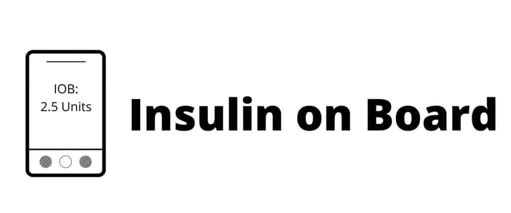 insulin on board
