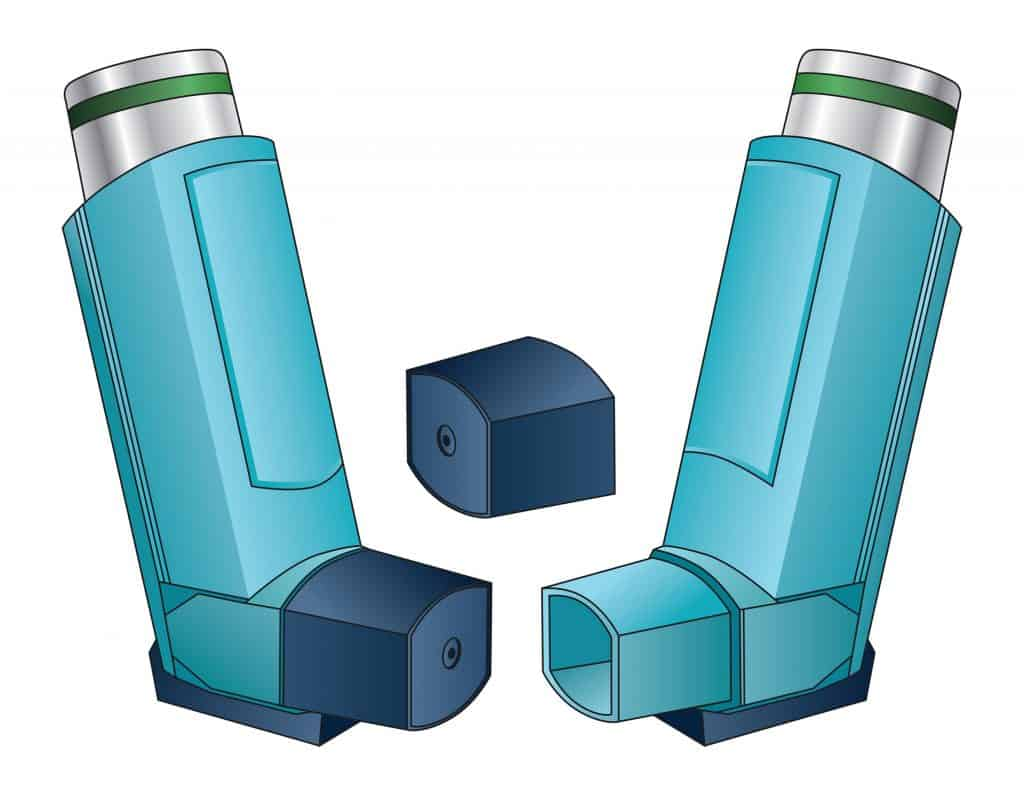 What Is the Blue Inhaler for