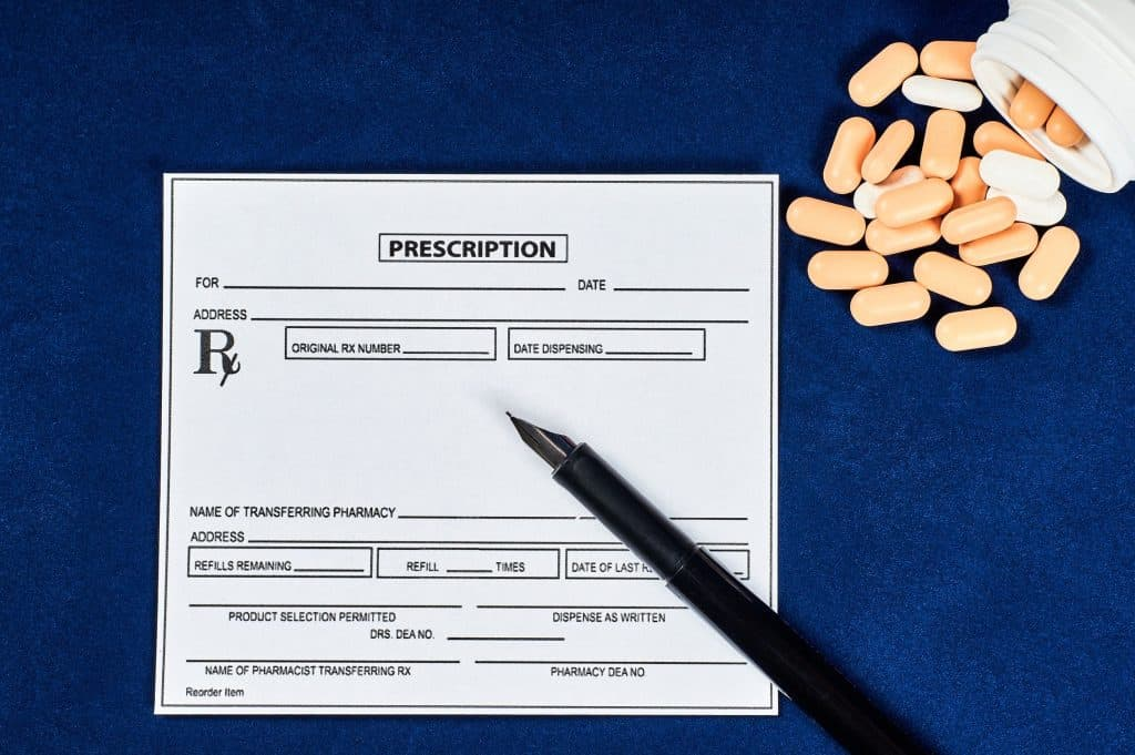 Prescription Refill Rules