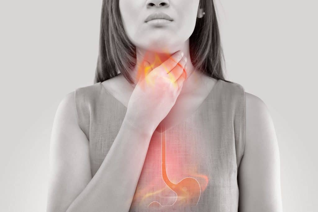 Connection Between Acid Reflux and Asthma