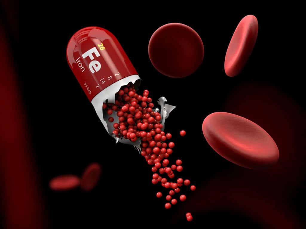 Can You Take Iron With Blood Thinners