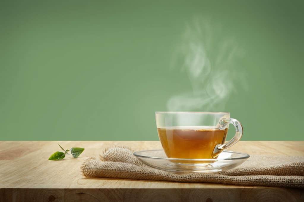 Does Green Tea Raise Blood Pressure